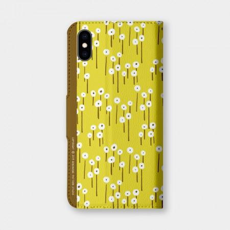 [本島舍] 思想黃手機翻蓋保護皮套