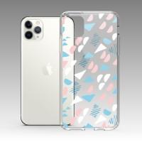淘氣 iPhone 耐衝擊防摔保護殼 原創個性印花,贈送胸章或蝴蝶結緞帶