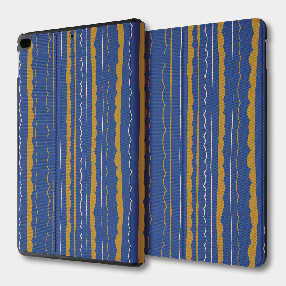 千層蛋糕(藍莓) iPad mini 多角度翻蓋皮套