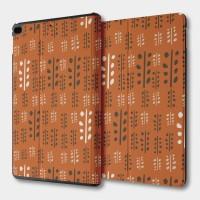 葉脈(磚紅) iPad mini 多角度翻蓋皮套