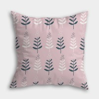 小樹(粉紅) 本島舍個性印花,滿版雙面印刷