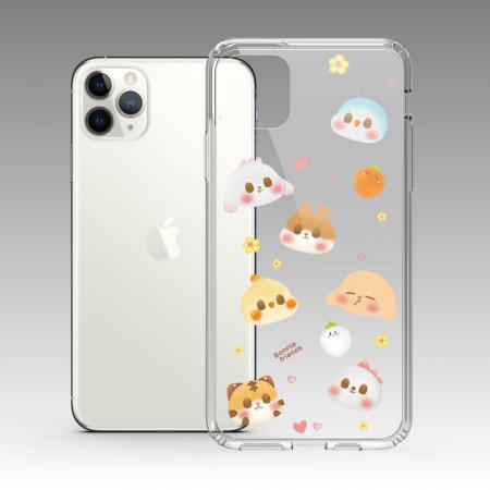 可愛大頭 iPhone 耐衝擊保護殼