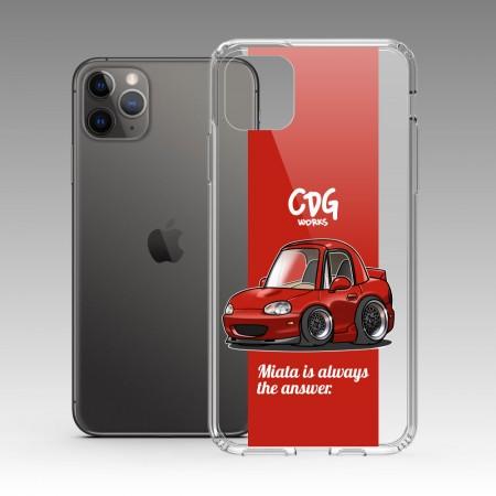 [CDG WORKS] Mazda Roadster iPhone 耐衝擊保護殼