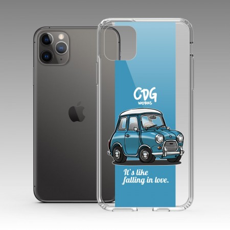 [CDG WORKS] Austin Mini Cooper S MkⅢ iPhone 耐衝擊保護殼
