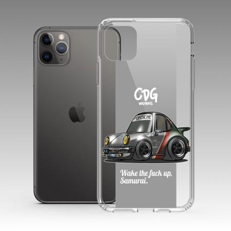 [CDG WORKS] Porsche 911 Turbo iPhone 耐衝擊保護殼