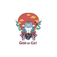 God of Cat 風神喵(發呆)