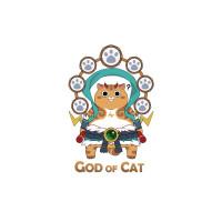 God of Cat 雷神喵(發呆)