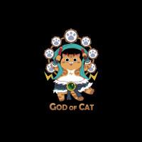 God of Cat 雷神喵