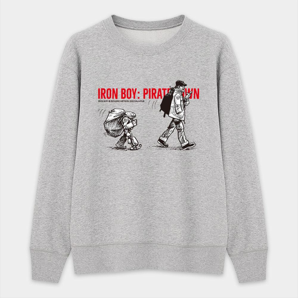 鐵男孩:霍達與討厭鬼
