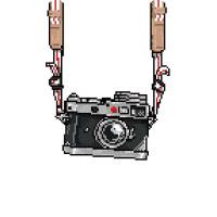 [IT DESIGN 哀踢設計] L記M相機