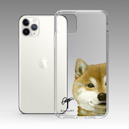 一伴系列-黃柴 iPhone 耐衝擊保護殼