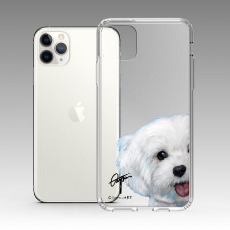 一伴系列-馬爾濟斯 iPhone 耐衝擊保護殼