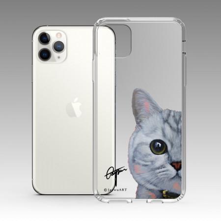 一伴系列-美短貓2 iPhone 耐衝擊保護殼