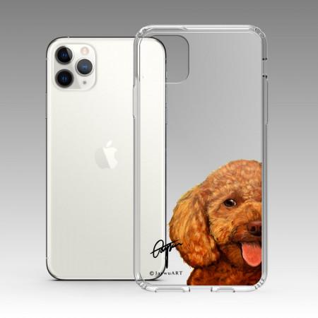 一伴系列-紅貴賓 iPhone 耐衝擊保護殼