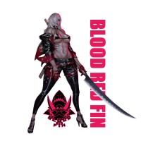 [Bunny Wei] Blood Red Fin