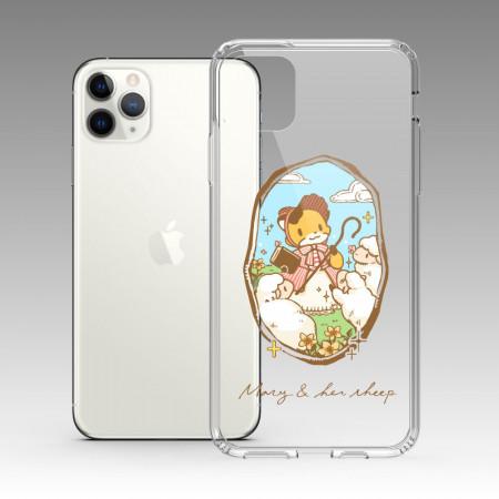 [狐日和] 瑪莉與她的小羊 iPhone 耐衝擊保護殼