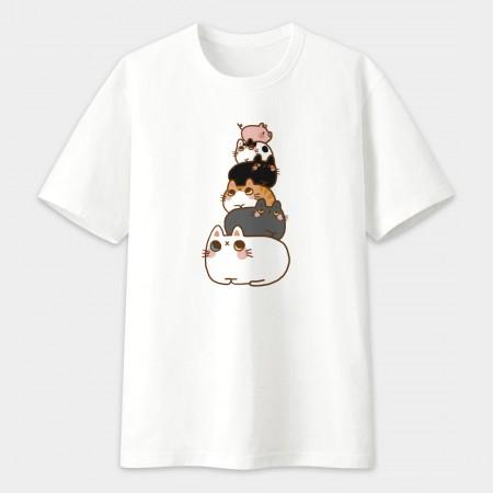 [肉球 paw pad] 貓貓疊疊樂