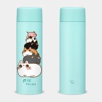 貓貓疊疊樂 象印不鏽鋼保溫杯