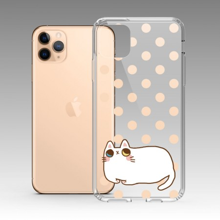 [肉球 paw pad] 折手手肉肉 iPhone 耐衝擊保護殼