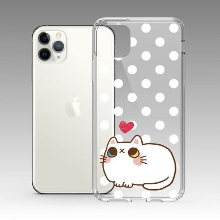 [肉球 paw pad] 母雞蹲肉肉 iPhone 耐衝擊保護殼