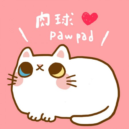 肉球 paw pad