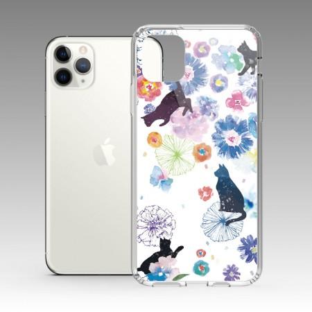 [露台上的波麗] 祕密花園 iPhone 耐衝擊防摔保護殼