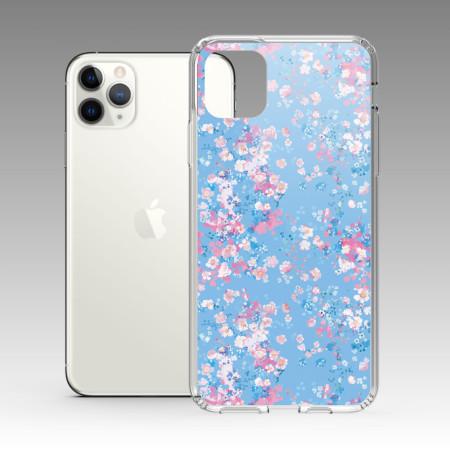 [露台上的波麗] 城市印花—花見 iPhone 耐衝擊保護殼