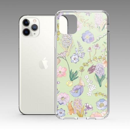 [露台上的波麗] 城市印花—夏綠蒂 iPhone 耐衝擊保護殼