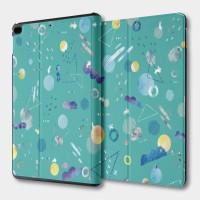 宇宙系列 鏡湖 iPad mini 多角度翻蓋皮套
