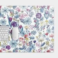 [露台上的波麗] 花の都市 日本千葉淡水色 電競滑鼠墊