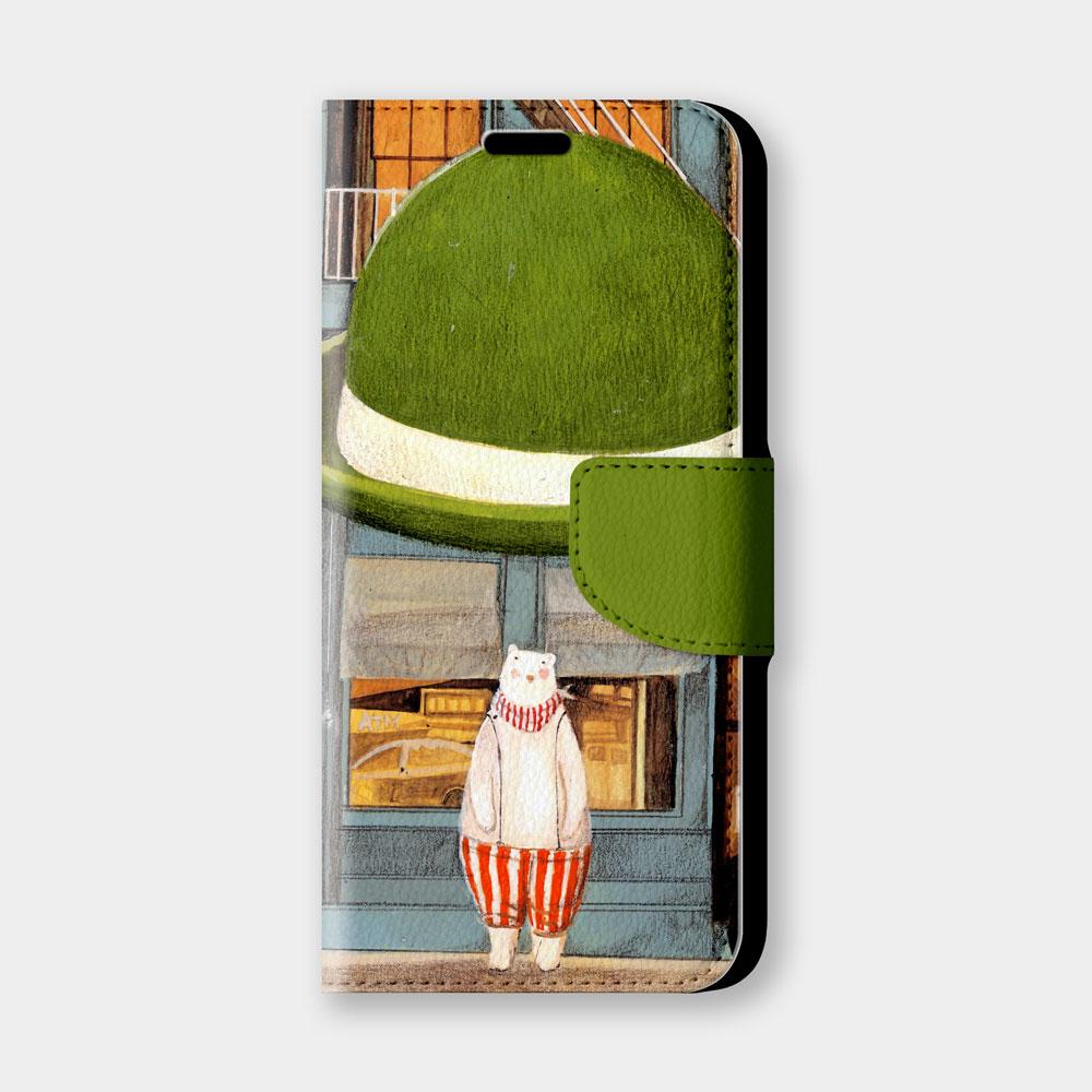 [南君] 綠帽 人氣插畫家手機皮套,超過200種機型!