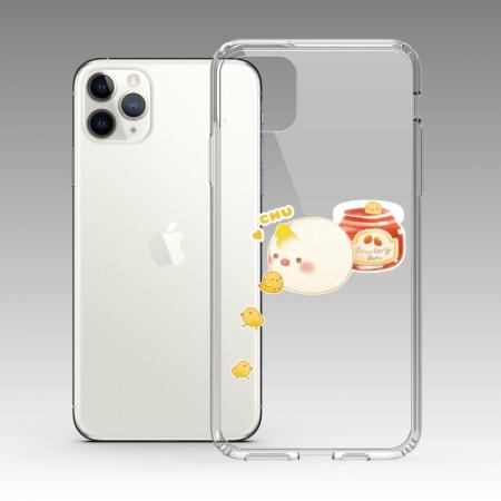 [Tilabunny 緹拉兔] 麵包 - 可愛鳥 iPhone 耐衝擊保護殼