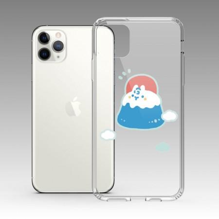 [Tilabunny 緹拉兔] 蘇打富士山 iPhone 耐衝擊保護殼