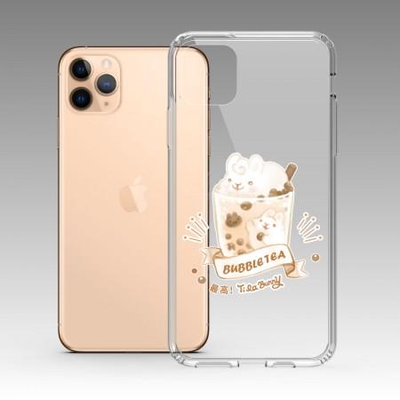 [Tilabunny 緹拉兔] 珍珠奶茶最高 iPhone 耐衝擊保護殼