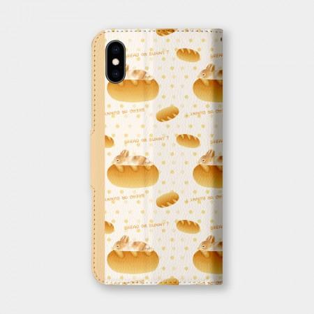 [Tilabunny 緹拉兔] 兔兔還是麵包?手機翻蓋保護皮套
