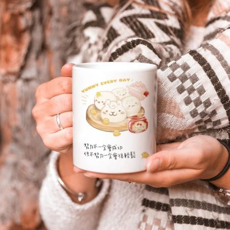 [Tilabunny 緹拉兔] 麵包 - 一起下午茶(可客製化座右銘)