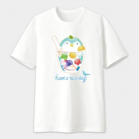 [Tilabunny 緹拉兔] 夏日冰球飲料 - 企鵝水果特調