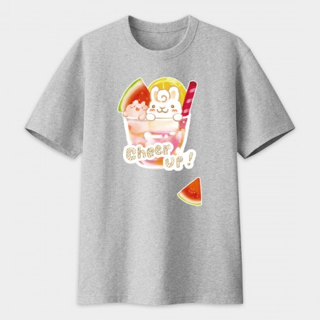 [Tilabunny 緹拉兔] 夏日冰球飲料 - 西瓜熱帶水果特調