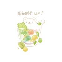 夏日冰球飲料 - 白熊奇異果特調