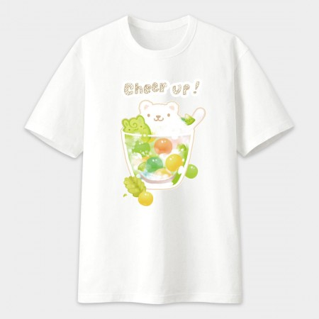 [Tilabunny 緹拉兔] 夏日冰球飲料 - 白熊奇異果特調