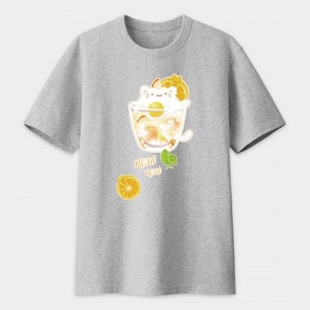 [Tilabunny 緹拉兔] 夏日冰球飲料 - 貓咪檸檬冰茶