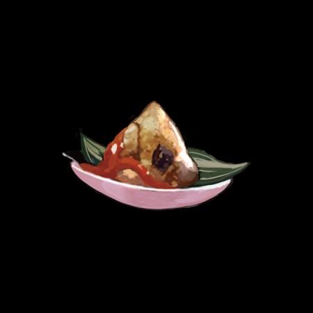 [空罐王] 一顆粽子