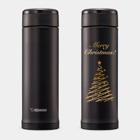 [PUPU] 聖誕樹 象印不鏽鋼保溫杯