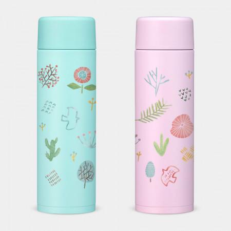 [PUPU] 花園 象印不鏽鋼保冷保溫杯