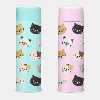 [PUPU] 貓 象印不鏽鋼保溫杯