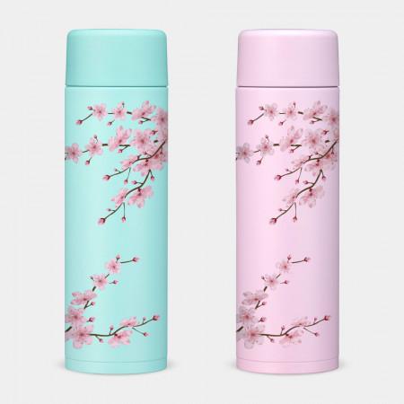 [PUPU] 櫻花 象印不鏽鋼保冷保溫杯