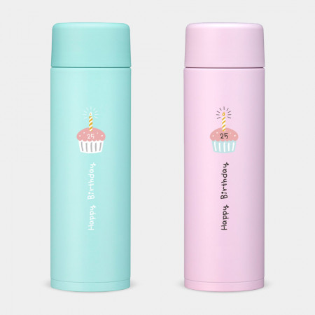 [PUPU] 水蜜桃 象印不鏽鋼保冷保溫杯