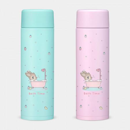 [PUPU] 草莓 象印不鏽鋼保冷保溫杯