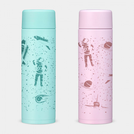 [PUPU] 太空人 象印不鏽鋼保冷保溫杯