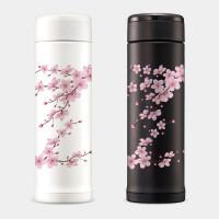 櫻花 象印不鏽鋼保冷保溫杯